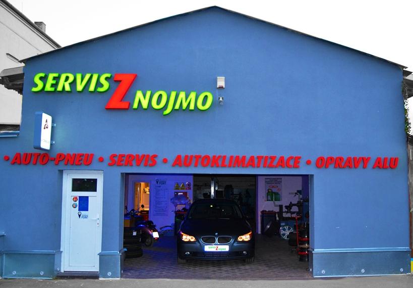 Poskytujeme služby v co nejvyšší kvalitě včetně uskladnění pneumatik.