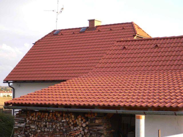 Nabízíme kompletní realizace střech a další dílčí činnosti