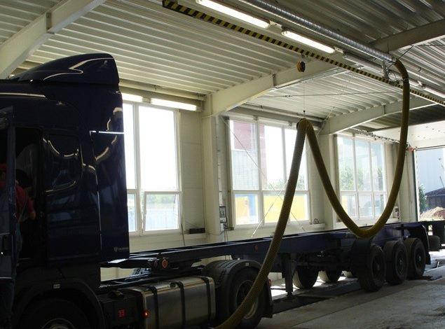 Vše pro průmyslové odsávání zplodin vám dodá firmy RAJCH.