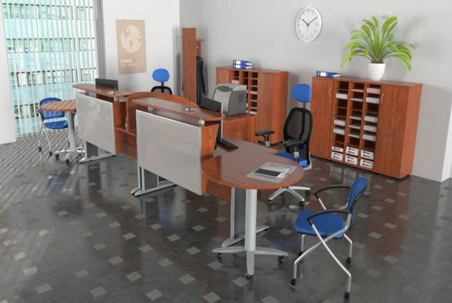 Vyzkoušejte 3D návrhář kanceláří