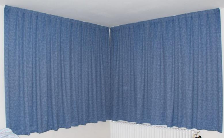 Zatemňovací závěsy do oken