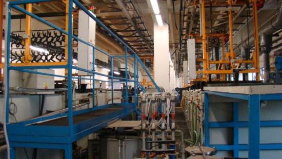 Technologie a zařízení pro čištění vody navrhuje a vyrábí firma W.P.E.
