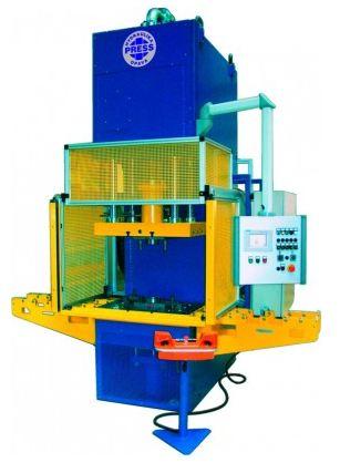 Moderní hydraulické lisy