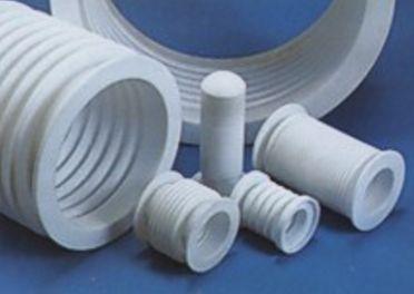 Těsnící materiál, filtrační prvky, PTFE