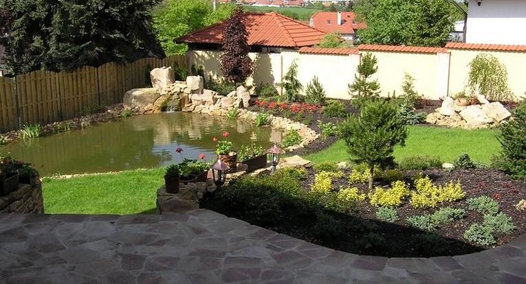 Zahradnické služby a údržba zeleně