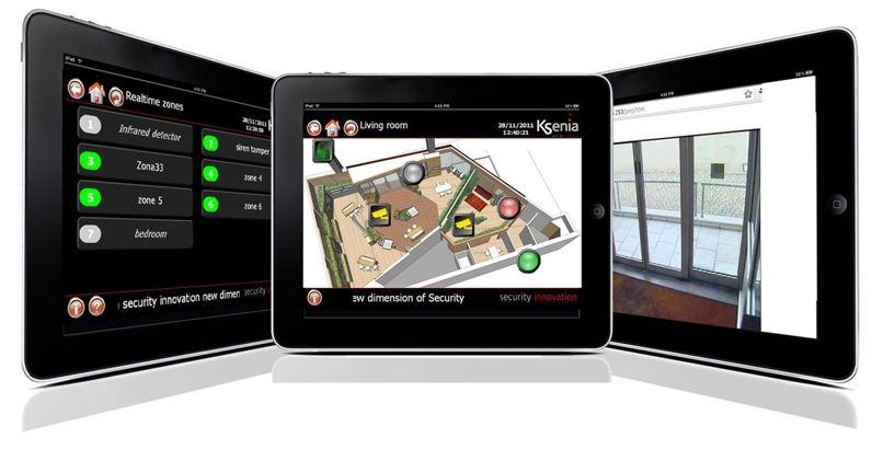 Komplexní kamerové systémy mohou být instalovány všude