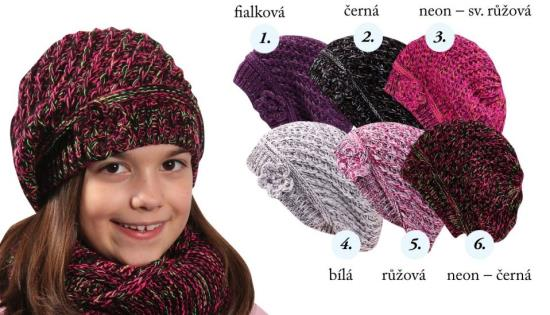 Česká firma PLETEX  výroba pletených čepic na zakázku 466c0bb876