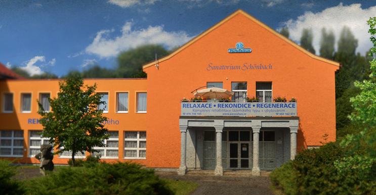 Sanatorium Krásný Potok