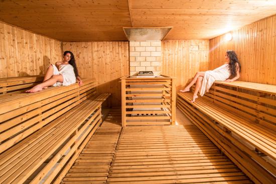 Sauna v Sanatoriu