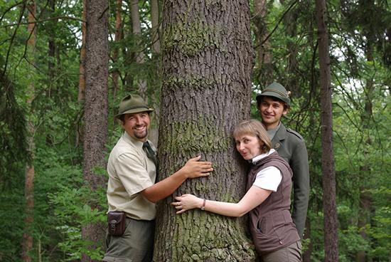 Lesy hl. m. Prahy udržují přírodu ve městech