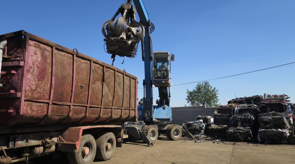 Výkup kovového odpadu za bezkonkurenční ceny