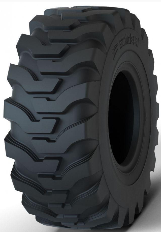 Díky polyuretanové pěně budou pneumatiky prakticky nepoškoditelné