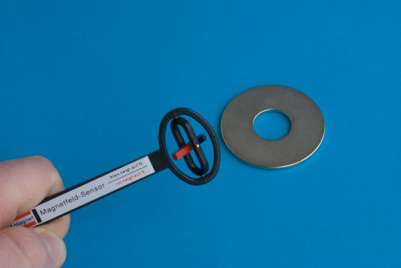 ELIDIS: Magnetismus, měření magnetického pole i emisí