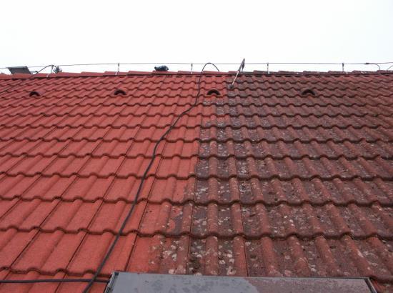 Postaráme se vyčištění vaší střechy