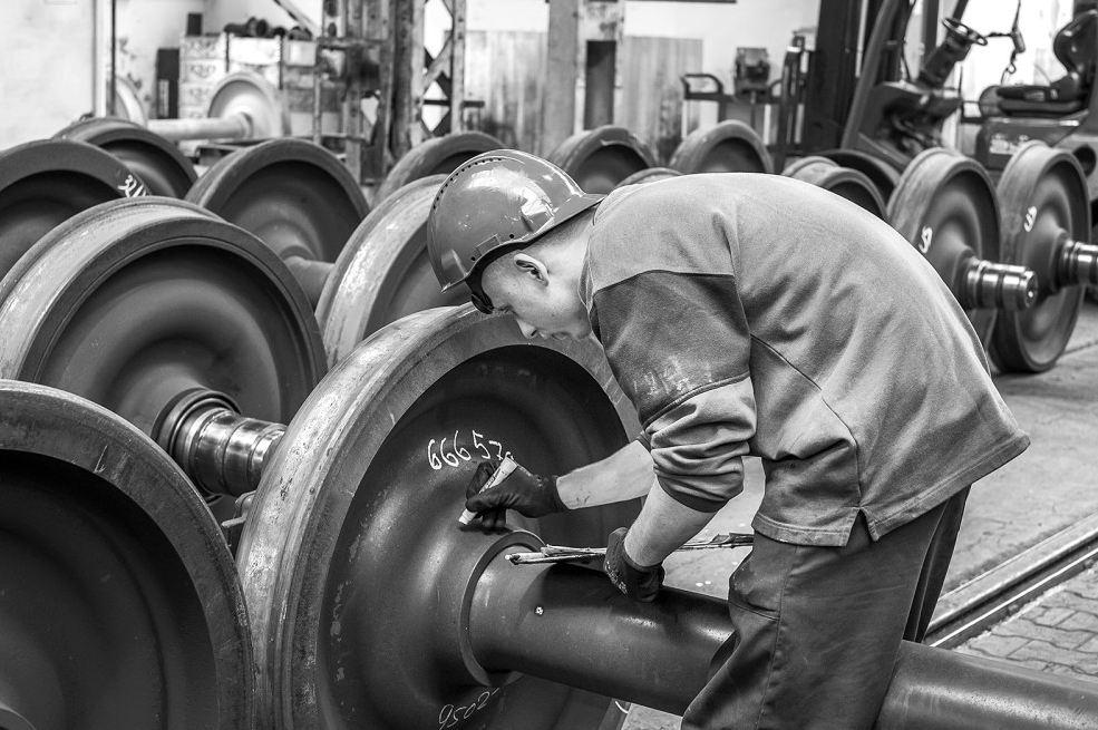 Zvládáme i svařování, testování a opravu komponentů