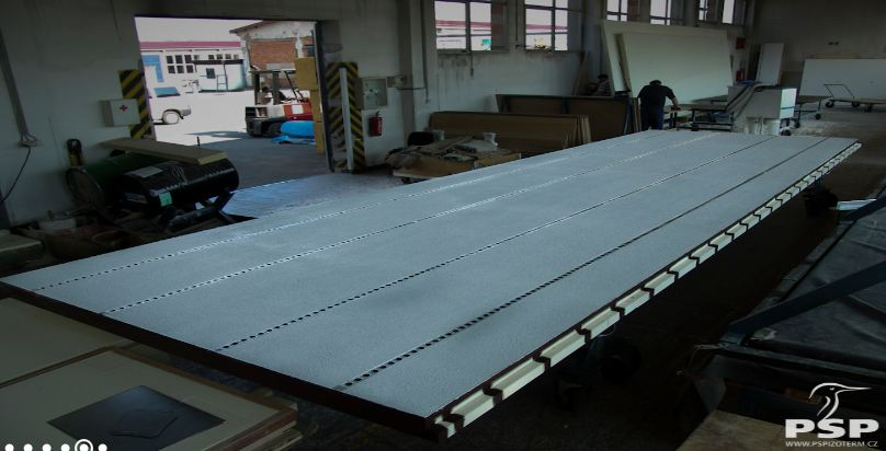 Insulation panels for buildings