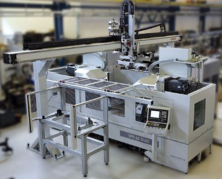 Zvládáme výrobu robotických pracovišť