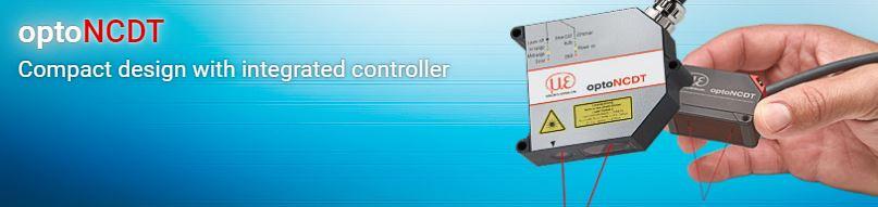 MICRO EPSILON: Snímače polohy i laserové profilové skenery nejvyšší kvality