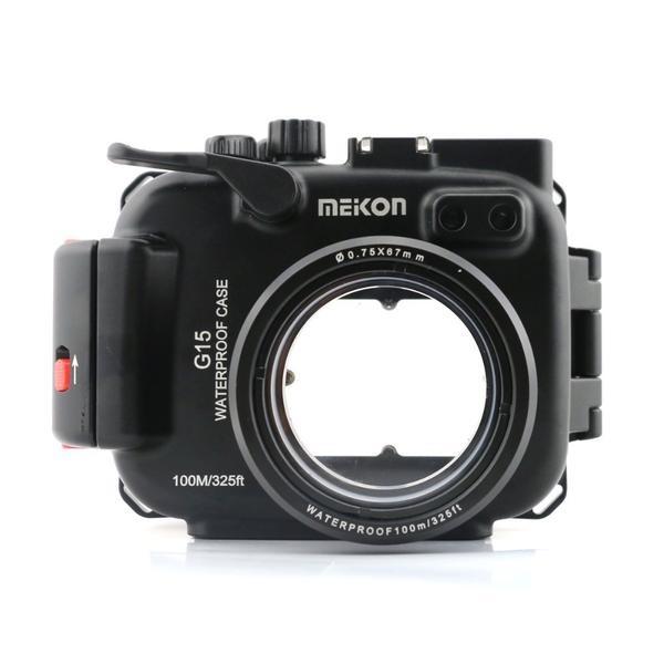 Podvodní pouzdro Meikon pro Canon powershot G15