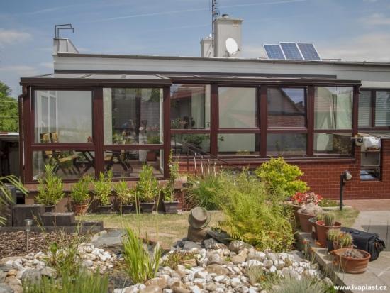 Střešní okna a zimní zahrady pro maximální komfort bydlení