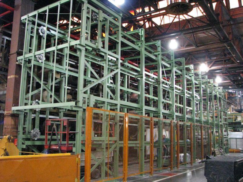 Montujeme ocelové konstrukce a haly