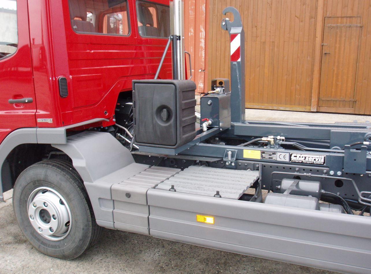 Zajistíme záruční i pozáruční servis hydraulických jeřábů a válců