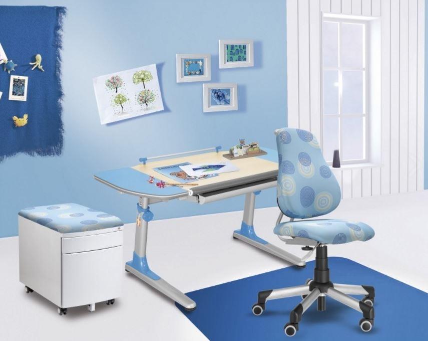 Rostoucí nábytek bude vaše dítě provázet od dětství až do puberty