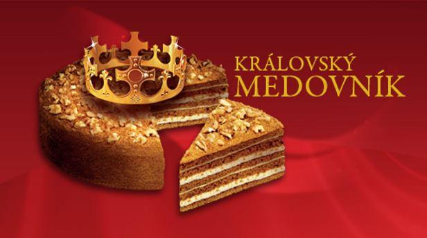Královský medovník Melado potěší milovníky kakaa i ovoce