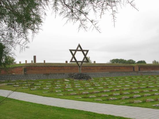 Památník Terezín: Vzpomínka na oběti druhé světové války
