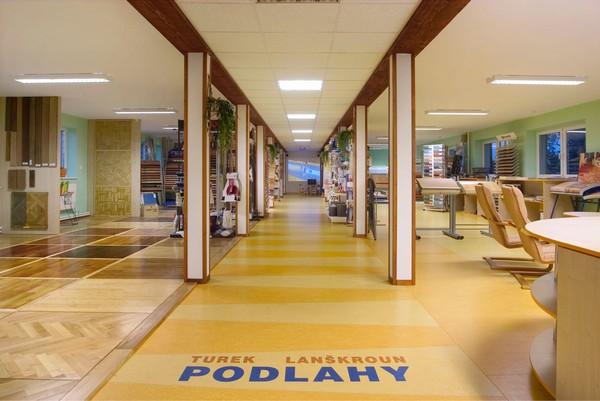 Podlahy Turek Lanškroun zajistí kvalitní PVC podlahy