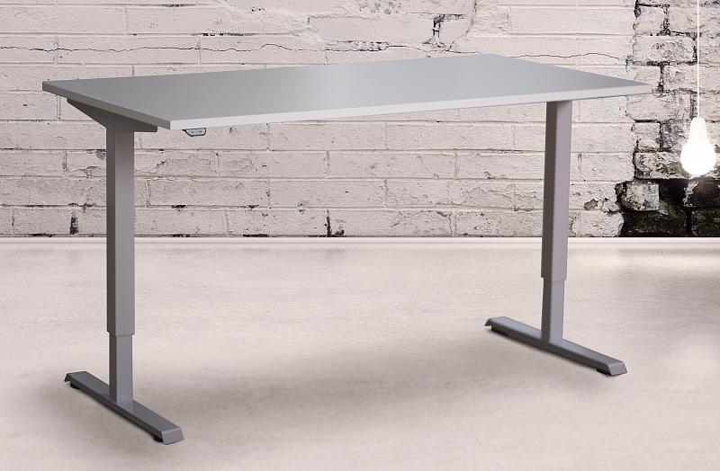 Stůl s elektrophonem nebo s manuálním nastavováním