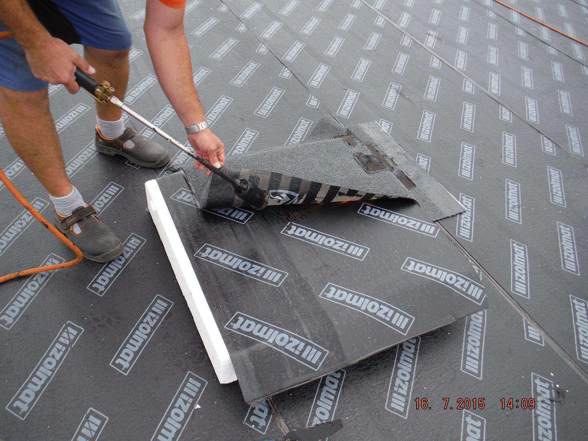 Hydroizolační fólie od KST Membrane jsou nejvhodnější řešení pro vaši stavbu