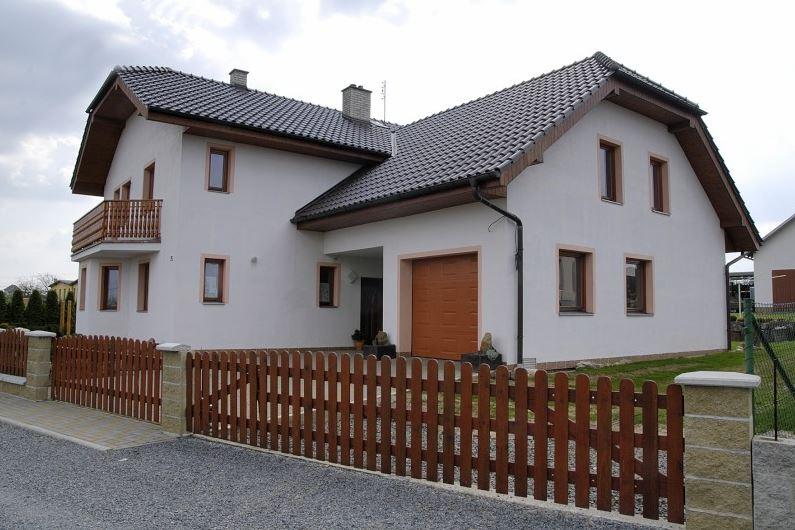 Dřevená okna jsou vyráběna z českého dřeva