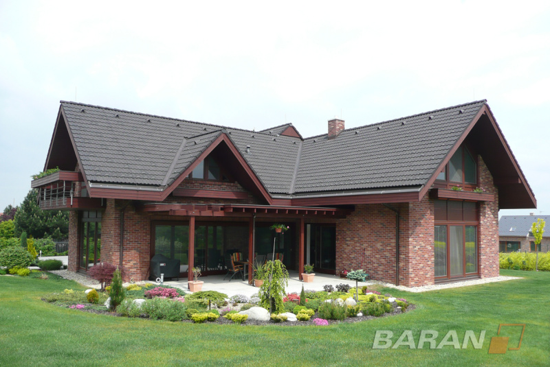 Dřevěná a plastová okna od Baran-FMB jsou zárukou kvality