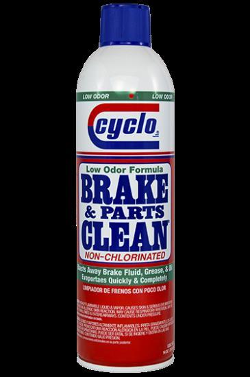 ADAMEC-ADRO: Mazací a čisticí prostředky americké značky Cyclo Industries