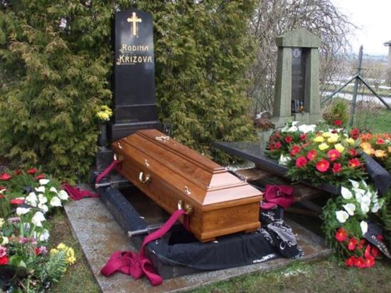 Připravíme důstojné rozloučení se zesnulým
