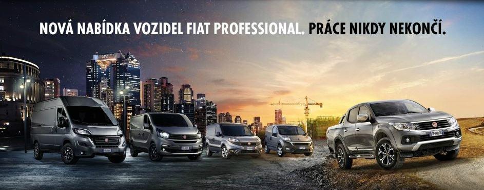Auta značky FIAT koupíte u Pavlas Trust