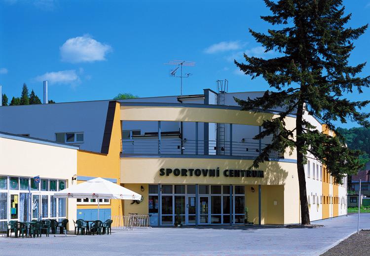 Návštěva sportovního centra vám přinese relax i sportovní vyžití