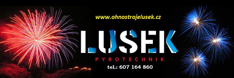 Ohňostroje a zábavní pyrotechnika pro soukromé i firemní večírky