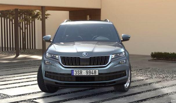 Škoda Kodiaq, autorizovaný prodejce Brno