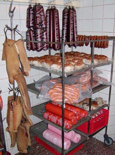 Kvalitní pečená, uzená a grilovaná masa a ostatní speciality