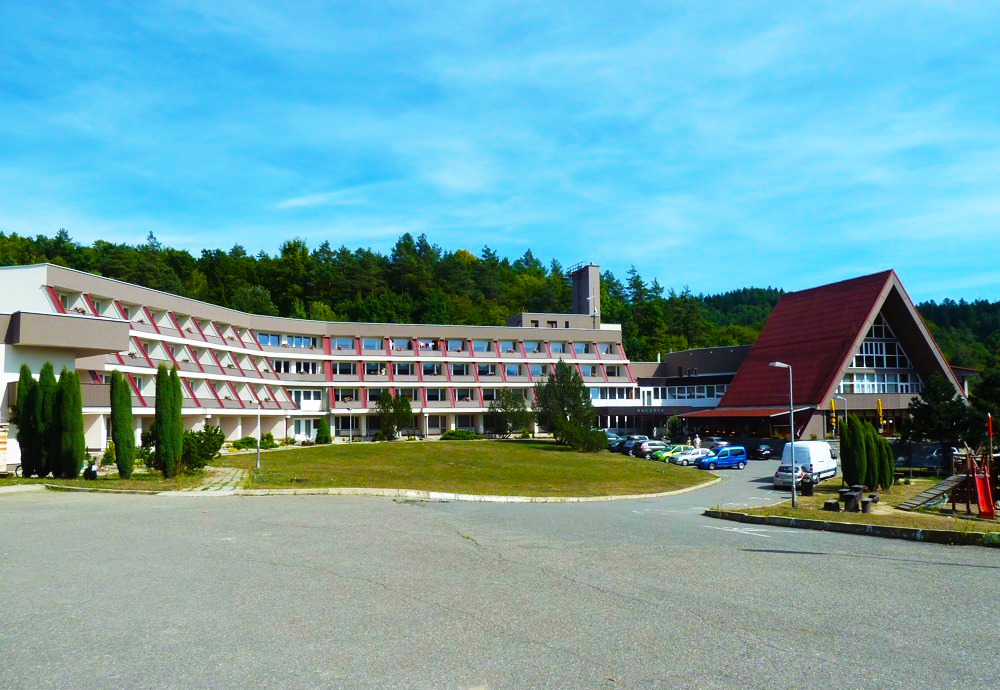 Relax, rodinná dovolená i firemní akce pod střechou hotelu Všemina