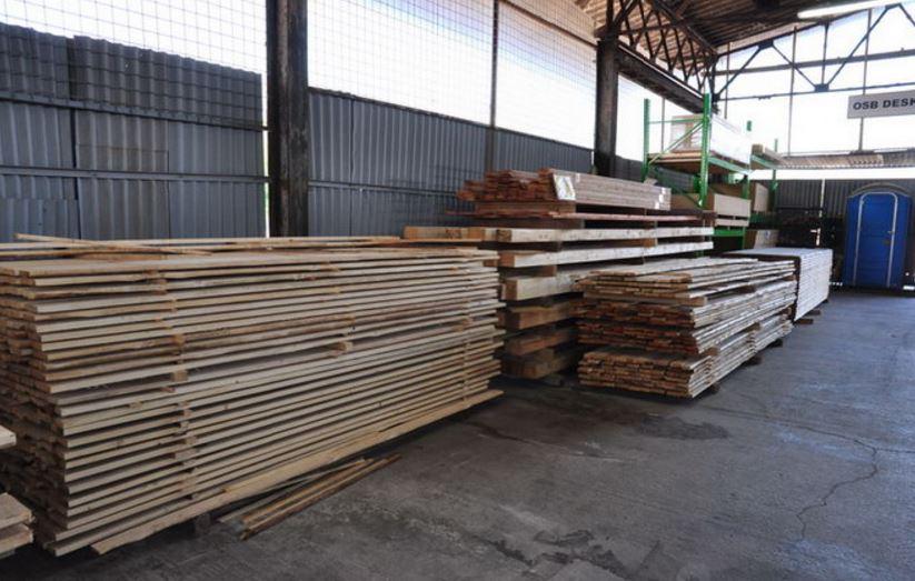 Stavební dřevo, Dřevoprodej Jiří Hrůza