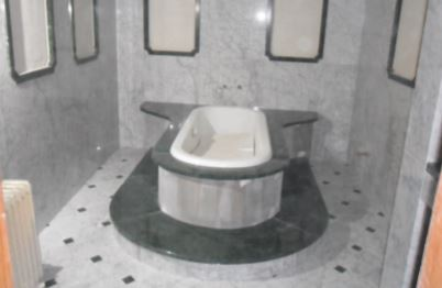Kamenická výroba - obklady koupelen