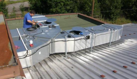 Klimatizace a klimatizační jednotky včetně rekuperace Opava