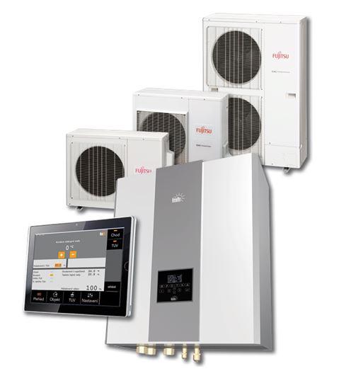 Tepelná čerpadla zajistí efektivní využití energie a snížení nákladů