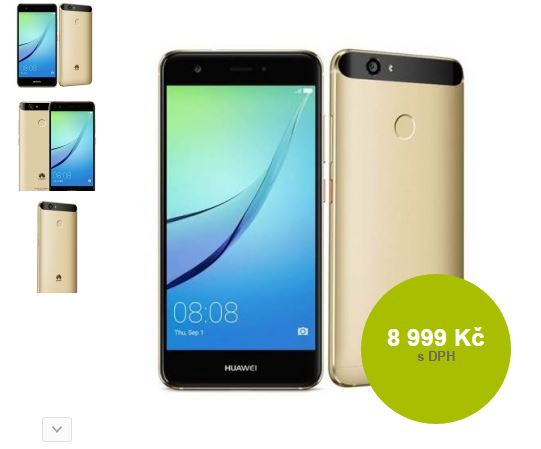 Telefon nebo tablet za rozumnou cenu