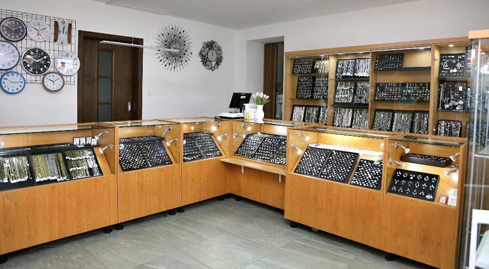 Zlatnická dílna, zlatnictví - prodej vlastních výrobků i opravy