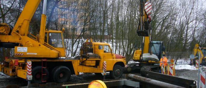 Výstavba inženýrských sítí, Hydrospor spol. s r.o.
