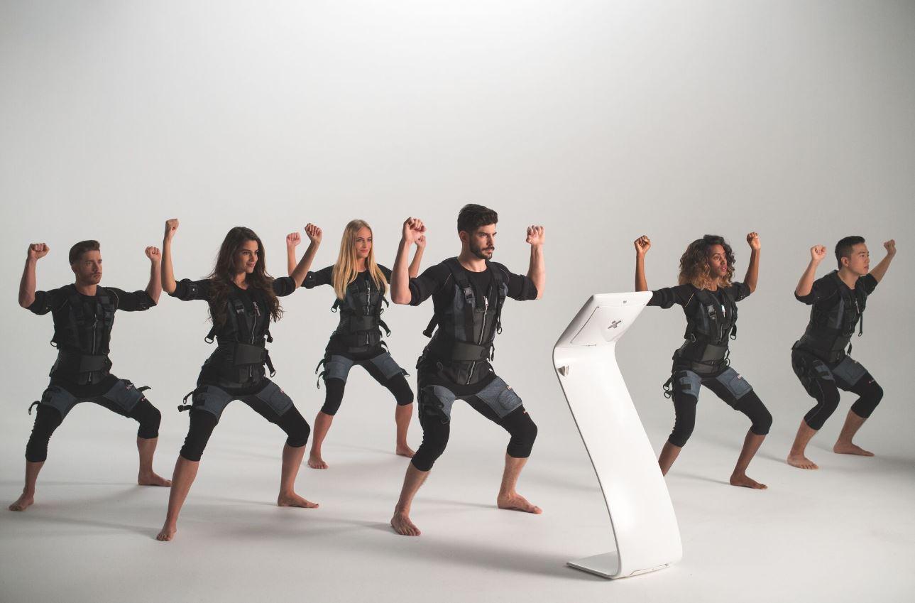 Fitness centrum v Olomouci představuje novodobé velice moderní cvičení xbody